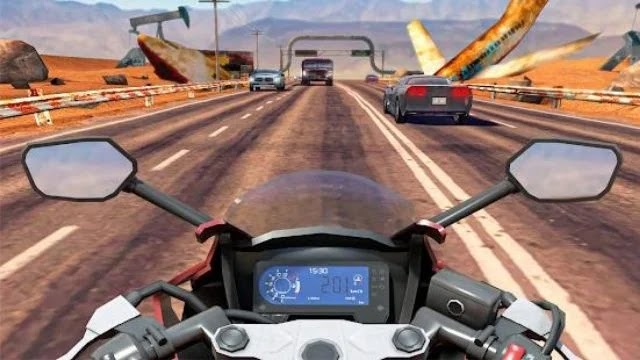 تحميل لعبة Moto Rider GO مهكرة للاندرويد