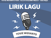 Lirik Lagu Adu Rayu - Yovie Widianto Feat. Tulus & Glenn Fredly