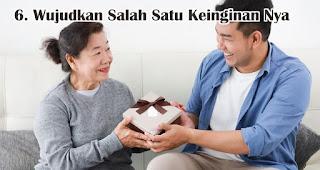 Wujudkan Salah Satu Keinginan Nya merupakan salah satu rekomendasi pilihan hadiah untuk wanita spesial di Hari Kartini