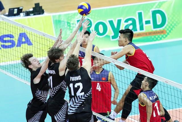U23 nam Việt Nam thắng U23 New Zealand