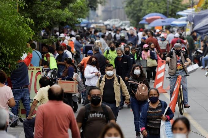 México: 4,438 contagios y 91 muertos