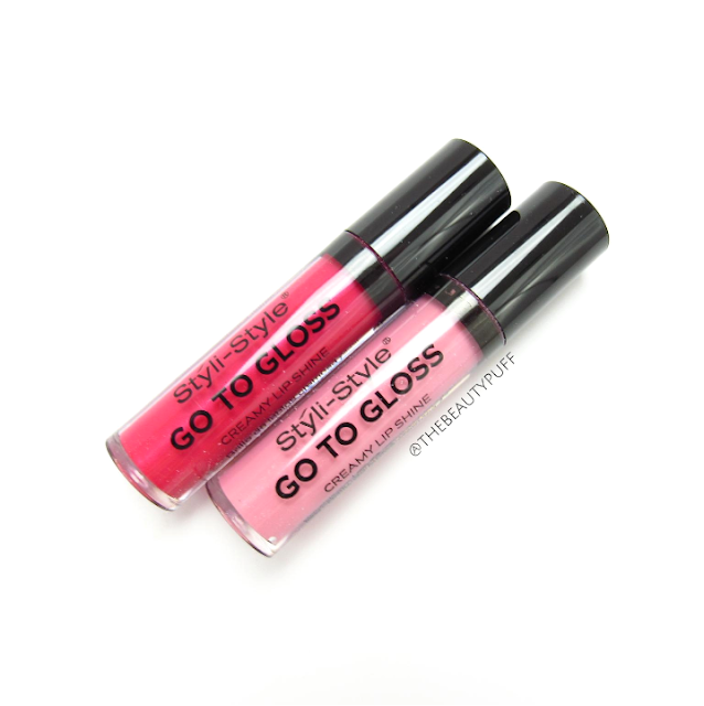 styli-style cosmetics gloss - the beauty puff