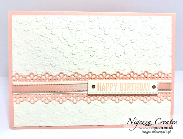 Ornate Borders Floral Stampin' Up!