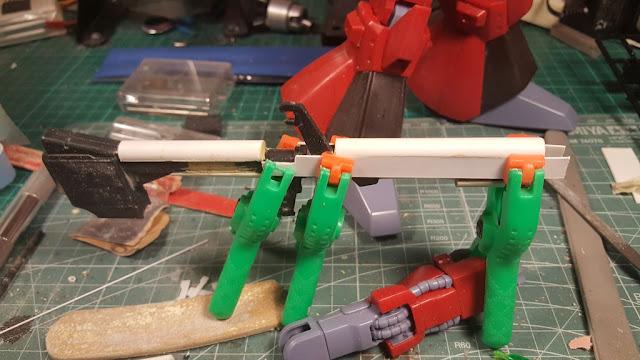 custom beam gun