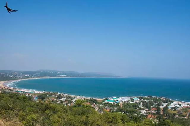 Bheemili beach Visakhapatnam