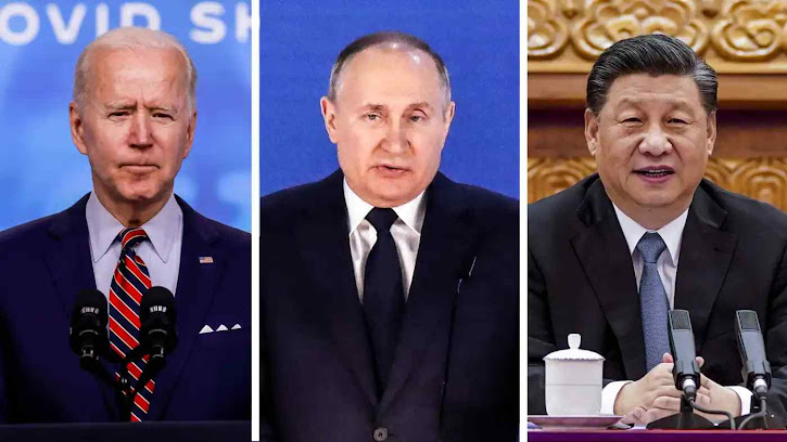 Biden, Putin, Xi esquerdas usam do clima para achincalhar a ordem e o progresso não-socialista