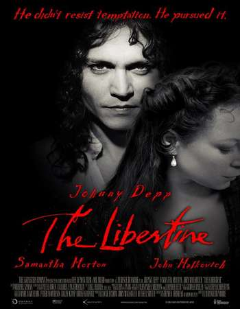 Poster Of The Libertine 2004 English 350MB HDTV 480p Watch Online