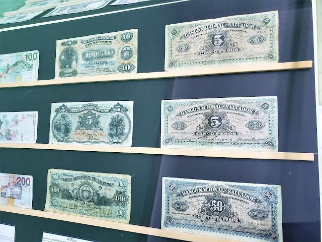 bank museum san salvador el salvador