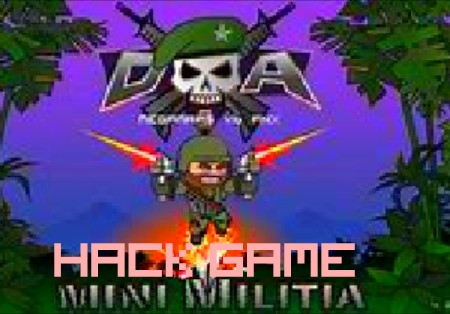 Mini Militian Pro-Mini militia hack game
