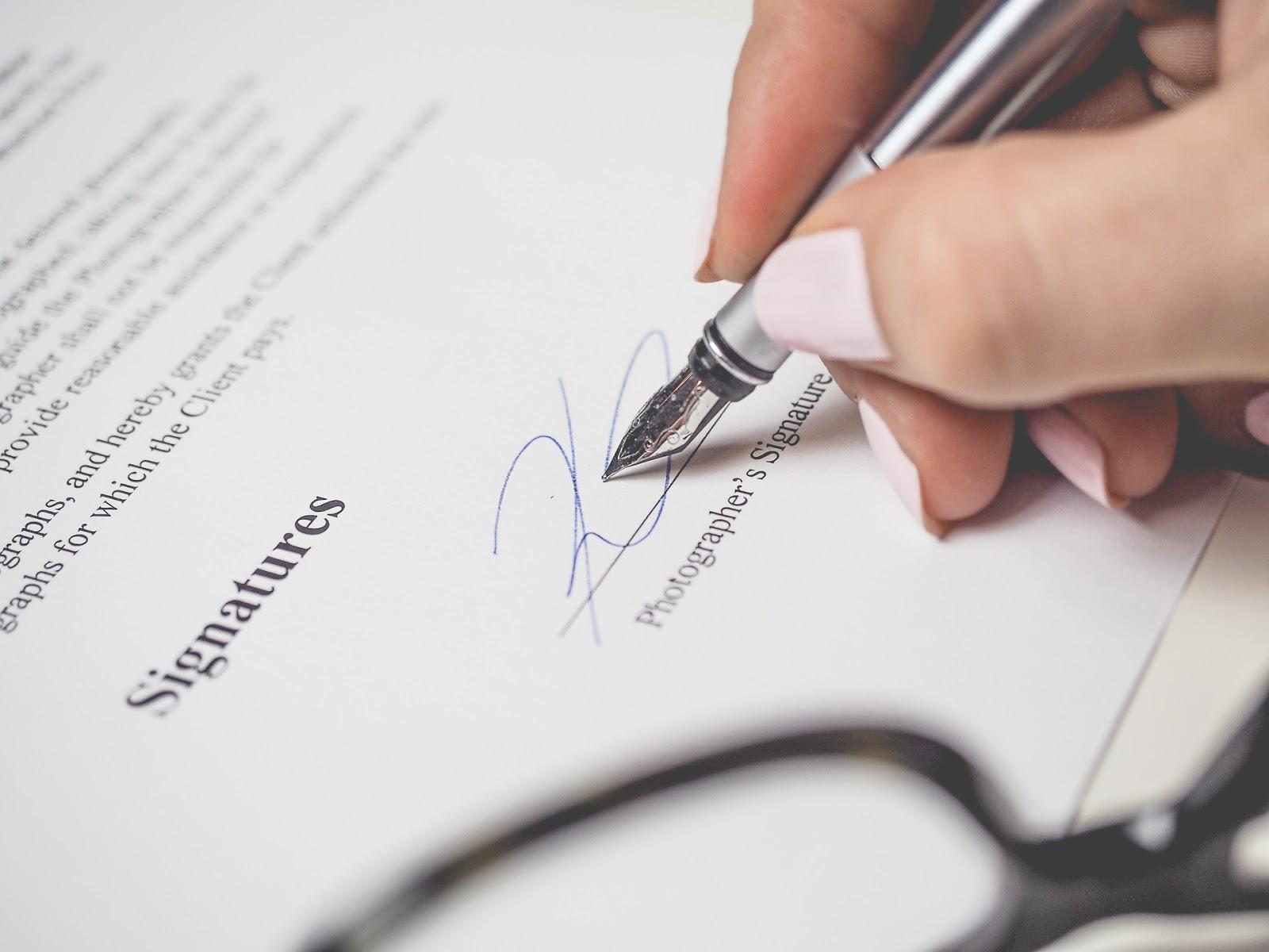 Declaração De Renúncia Ao Direito De Preferência