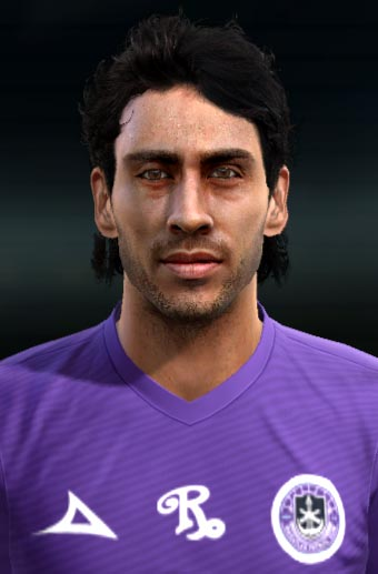 Jorge Valdivia Face For PES 2013