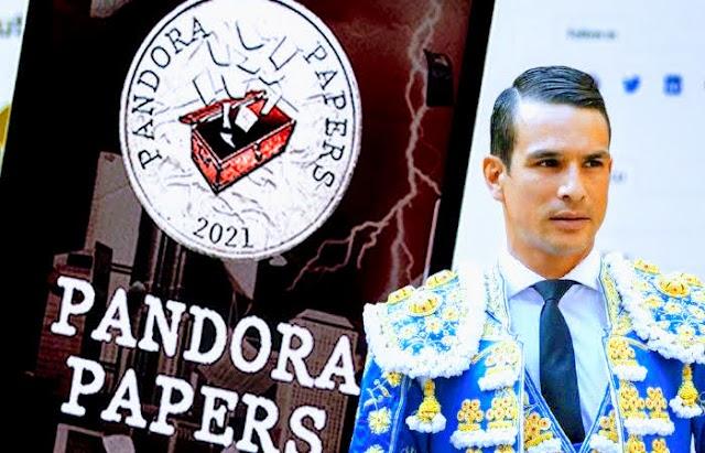 El torero español José María Manzanares gestionó una sociedad offshore desde 2010