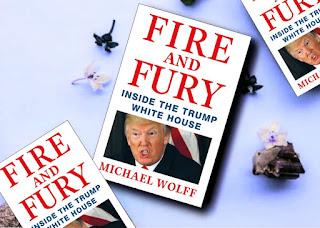 تحميل pdf كتاب النار والغضب داخل بيت ترامب الأبيض