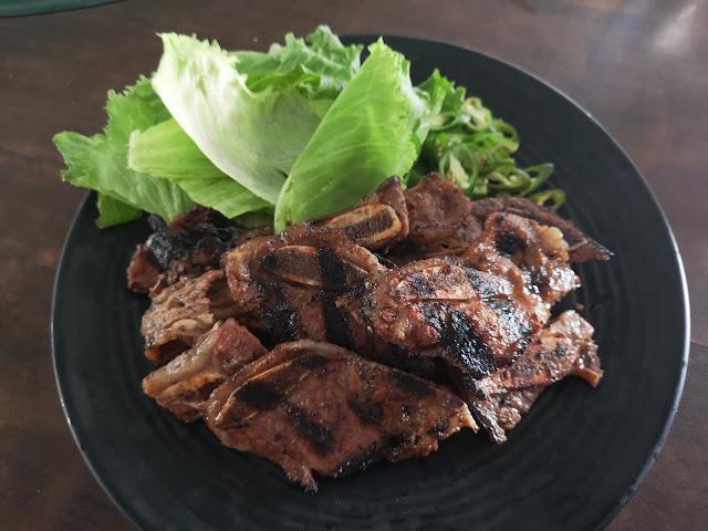 LA Galbi Beef
