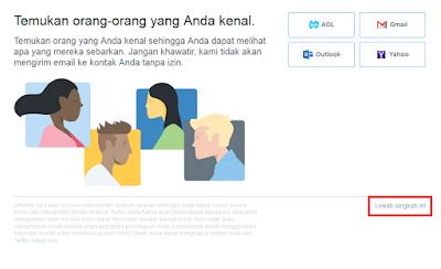 Cara Daftar dan Membuat Akun Twitter Terbaru 8