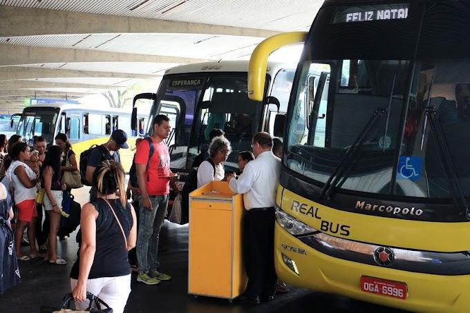 ISOLAMENTO:  Balsa e ônibus intermunicipais param de funcionar e rodoviárias da Paraíba fecham a partir de quarta-feira.