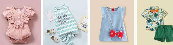 Popopieshop ubranka dla dzieci