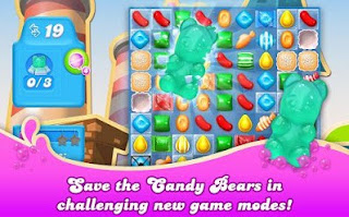 Candy Crush Soda Saga v1.91.50 Mod Apk Update Unlimited All