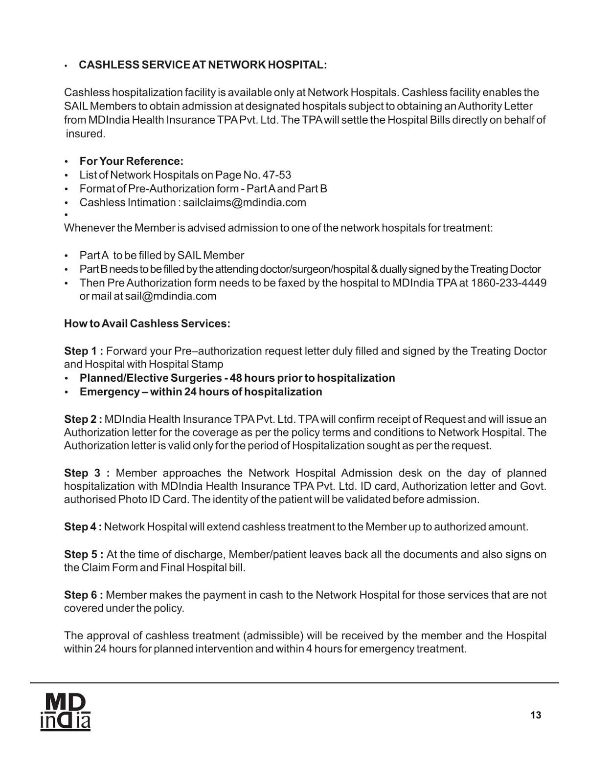 mediclaim policy receipt format vatoz atozdevelopment co