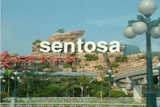 Places Sentosa Island Tourism