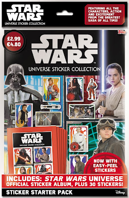 TOPPS CELEBRATE 40 YEARS OF STAR WARS
