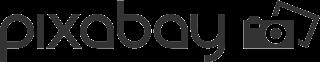 Pixabay-Logo,by pixabay.com