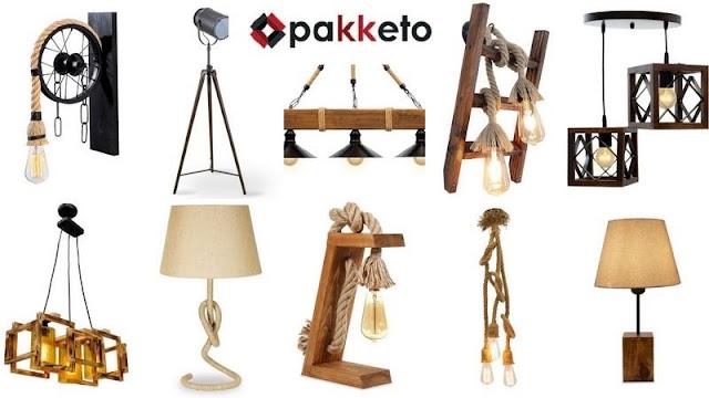 To E-SHOP της εβδομάδας - Pakketo.com Φωτιστικά