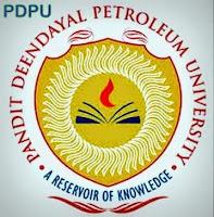 Pandit Deendayal Petroleum University (PDPU)  Recruitment For Graphic Designer And Programmer