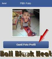 Cara Ganti / Perbarui Foto Profil Facebook di HP Android