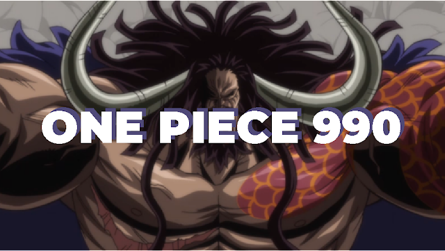 Review Manga One Piece Chapter 990