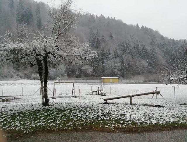 ثلوج,مبكرة,في,النمسا