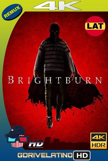 Brightburn: Hijo de la Oscuridad (2019) BDRemux 4K HDR Latino-Ingles MKV