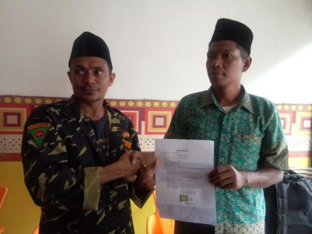 Dipolisikan, Admin FP Penghina Habib Lutfi Minta Maaf di Hadapan GP Ansor