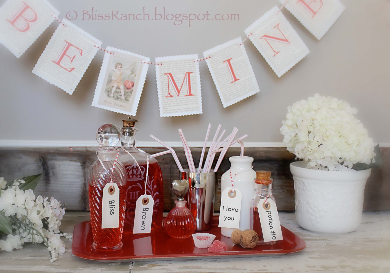 Valentine Vignette Bliss-Ranch.com