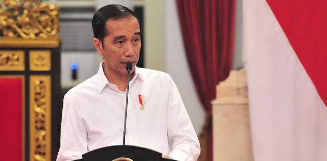 Berharap UMKM Kembali Pulih, Jokowi Minta Kementerian Dan Pemda Jadi Penyangga