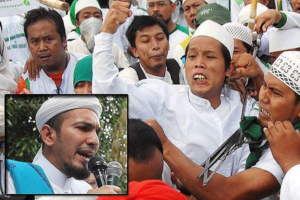 Ingin Jihad, FPI Minta Senjata Kepada Pemerintah untuk Perangi Myanmar
