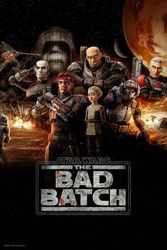 Star Wars: The Bad Batch 1ª Temporada Torrent - WEB-DL 720p/1080p/4K Dual Áudio