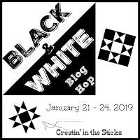 Image result for black and white blog hop