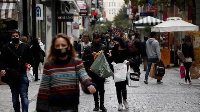 Πως ανοίγει το λιανεμπόριο από 18 Ιανουαρίου - Με click away  μόνο τα εμπορικά καταστήματα στην Αργολίδα  (βίντεο)