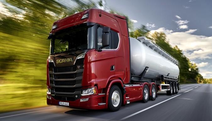 Scania reconquista título de caminhão mais potente do mundo com V8 de 770 cv