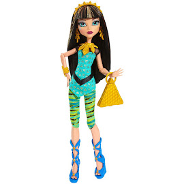 Monster High Cleo de Nile How do you Boo Doll