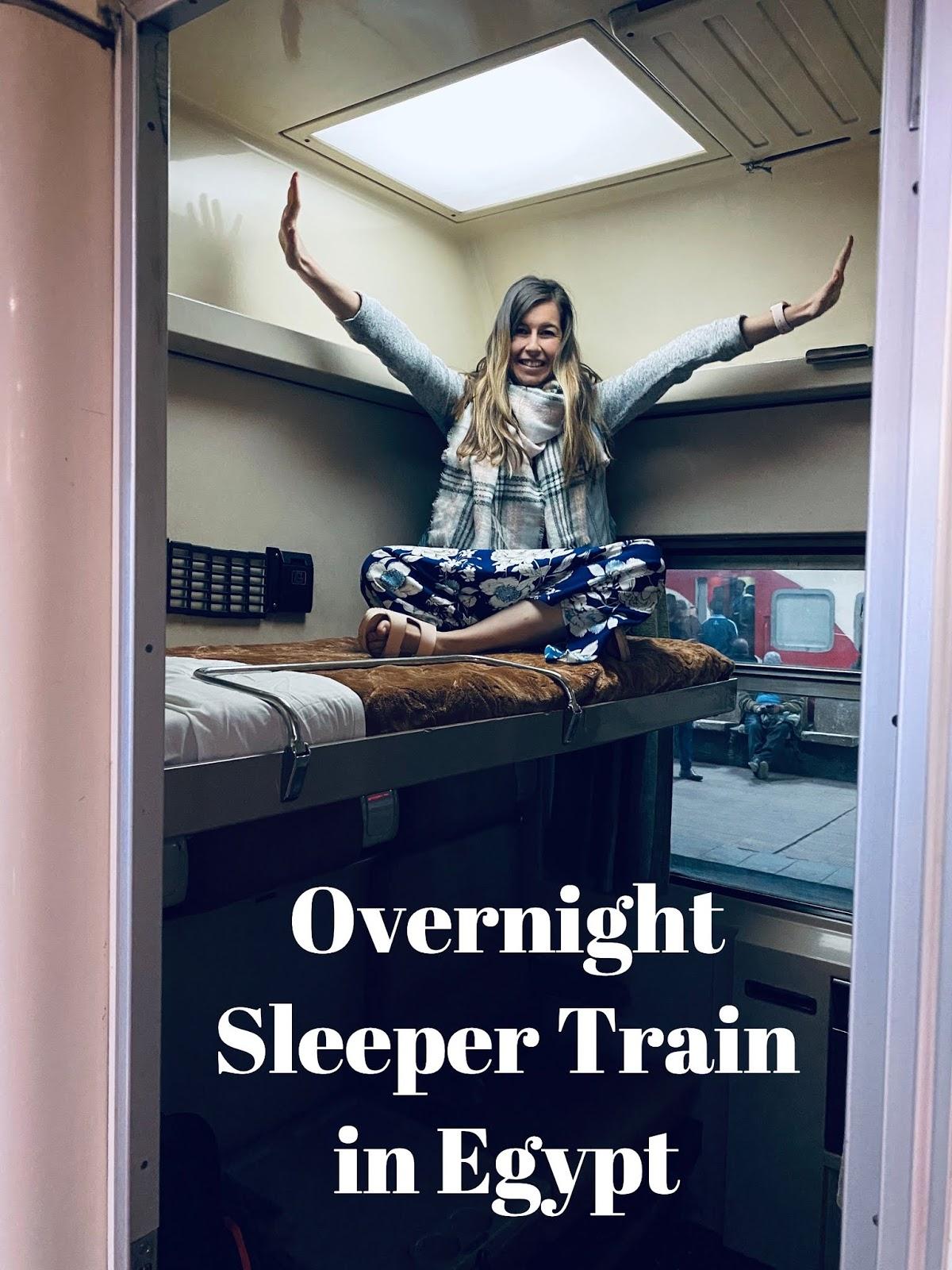 1st class sleeper train in egypt, egypt 1st train, egypt sleeper train, egypt train, sleeper train, taking the overnight sleeper train in Egypt,