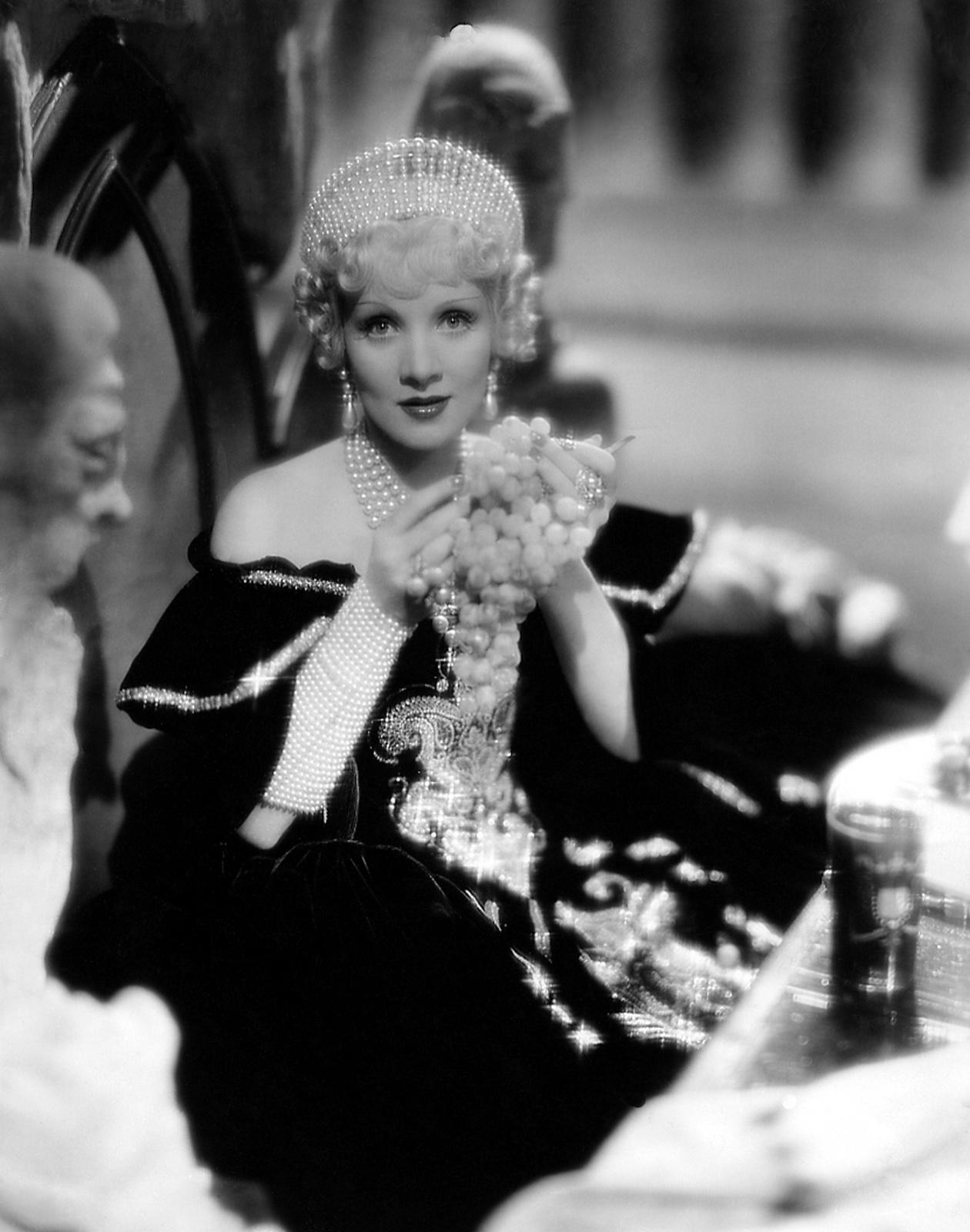 Marlene Dietrich Annex2: The Foxling: The Scarlet Empress Costume Designs