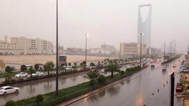 فيضانات السعودية