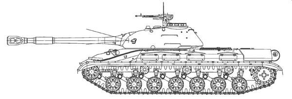Танк Т-10А