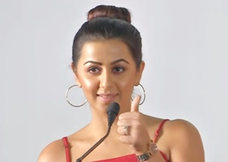Nikki Galrani : I Chose Pakka Movie Because of Rajini Sir | Pakka Teaser and Audio Launch