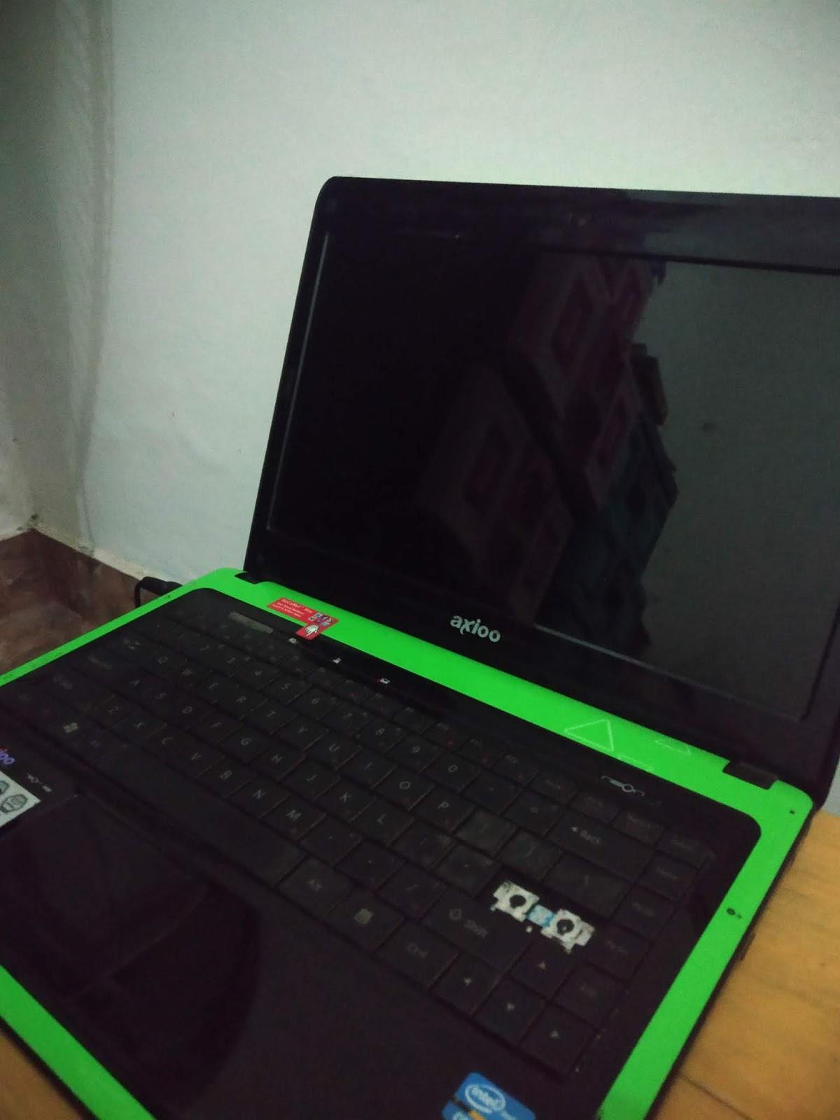 tekan keyboard laptop