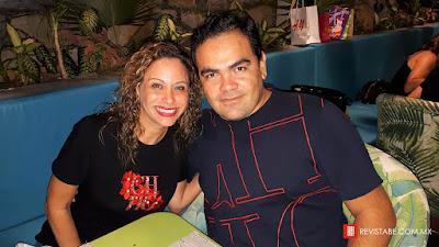 Ana Karla y Fernando Arana.