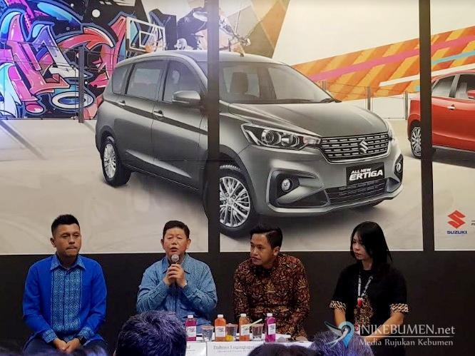 """Suzuki """"Urban Sporty Gear"""" Hadir di GIIAS Surabaya 2018"""