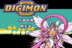 Free Digimon Nova Red 2021